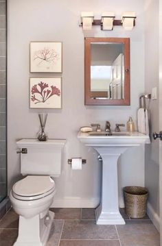 1000 Images About Half Bath On Pinterest Bathroom