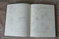 p11. Compositie schetsen