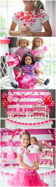 American Girl Birthday Party Ideas