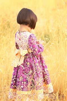 Heirloom Dress for Little Girls....