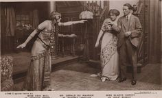 The Dust of Egypt London Stage play 1912.