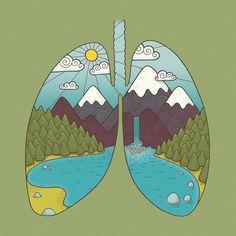 breathe it in!