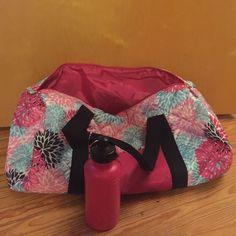 Ladies gym bag with water bottle Colorful ladies gym bag Bags Mini Bags