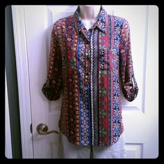 Red Camel shirt Good condition, very cute Red Camel Tops Tunics