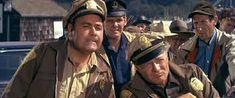 The Russians are coming! The Russians are coming! (1966) Local law enforcement Brian Keith (Chief Link Mattocks) and Jonathan Winters (Norman Jonas) are on the lookout for the Russians.