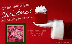 10 Days of Christmas Giveaway Day 6 #SweatPink | Naturally Fit Sisters