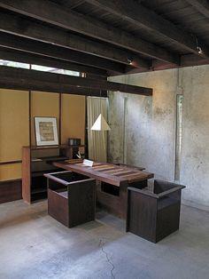 Schindler Residence/ Kings Road Residence. Rudolf M. Schindler. West Hollywood, California. 1921- 1922