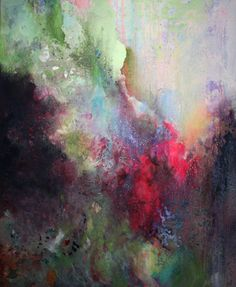 "Saatchi Online Artist Marina Nelson; Painting, ""Terra Incognita"" #art"