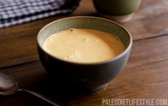 Thai Chicken Curry Soup | Paleo Diet Lifestyle.  Sounds great, to make it creamy they use coconut milk.