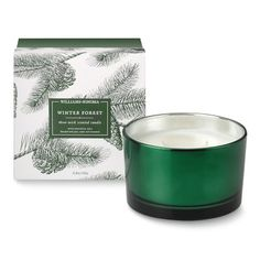 Williams Sonoma Triple-Wick Candle, Winter Forest #williamssonoma
