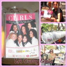Thank you @frizzfreeCURLS for your support of our Reconnect 2013 #meetup; March 2013! #teamcurly #lacurlygirls #curls #girlswithcurls @mrsfancyfree1 sisterboyd