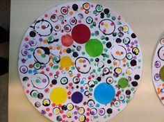 Petite Section Easy Diy Crafts easy diy bed frame Group Art Projects, Fall Art Projects, Kindergarten Art, Preschool Art, Teaching Shapes, Shape Books, Dot Day, Diy Bed Frame, Shape Crafts