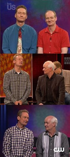 """20 Beautiful Things About Friendship As Told By """"Whose Line Is It Anyway"""" Colin Mochrie and Ryan Stiles embody everything great about having a best friend."""