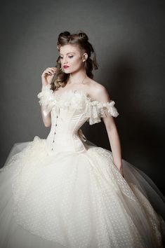 73786f9b13 Chi Chi corset AND crinoline skirt