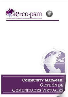 """AERCO-PSM comparte su libro """"Gestión de Comunidades Virtuales""""   AERCO - PSM"""