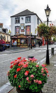 High Street, Kilkenny, Ireland
