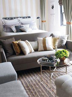 Perfect for studio apartments. #interiordesign