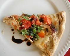 Pantry Eats: Chicken Pomodoro Pizza