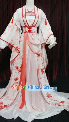 Traditional Chinese Han Dynasty Outfit