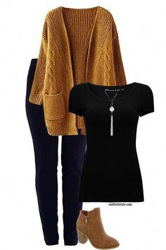 easy, casual, comfy outfits with leggings for fall 18 ~ thereds.me - - easy, casual, comfy outfits with leggings for fall 18 ~ thereds.me Source by Winter Outfits For Work, Casual Fall Outfits, Simple Outfits, Classic Outfits, Mode Outfits, Fashion Outfits, Womens Fashion, Fashion Ideas, Airport Outfits