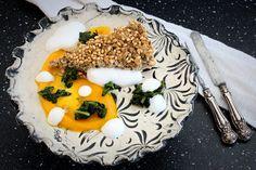Készítsd el ezt a kísérleti ételt szigorúan az egészségtudatos táplálkozás jegyében. A kísérlet lényege az, hogy a hozzávalók mennyiségét előre határoztuk meg úgy, hogy az étel az elkészítés után biztosan megfeleljen a harmónikus tápanyagösszetétel kívánalmainak. Eggs, Breakfast, Food, Frases, Hokkaido, Yogurt, Morning Coffee, Essen, Egg
