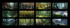 Matt Gaser» Projects