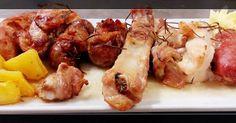 Oggi l'arrosto lo prepariamo allo spiedo #salento #salentofood #melendugno #weareinpuglia #lamantagnata