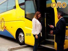 LAS MEJORES RUTAS DE AUTOBUSES. En Autobuses Oro trabajamos para brindarle el mejor servicio en transporte de pasajeros, nuestros autobuses están equipados con cómodos asientos para que disfrute de un trayecto seguro y confiable con la mejor línea de autobuses. Le garantizamos el verdadero placer de viajar. #lasmejoresrutasdeautobuses