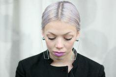 DIY Clear Earrings | Love Aesthetics