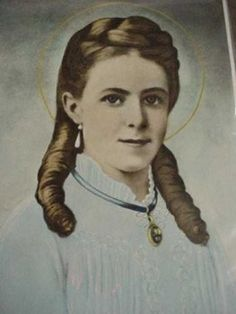 Prayers, Quips and Quotes:  St. Mary Pelletier, Feast Day April 24