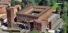 Castello di Carimate, Lombardia