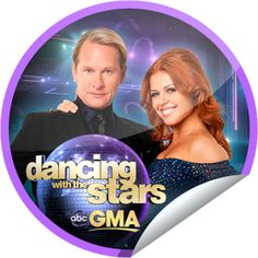 DWTS on GMA on October 19