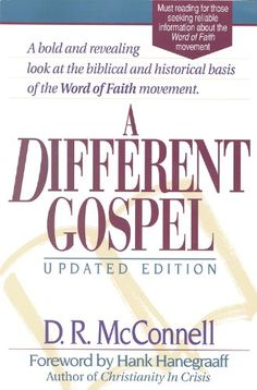A Different Gospel: Updated Edition by Dan R. McConnell http://www.amazon.com/dp/1565631323/ref=cm_sw_r_pi_dp_eshgvb1550QKX