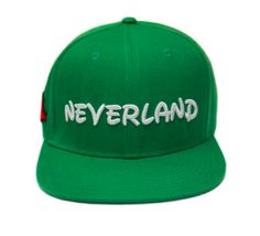 I really want this hat. It has Neverland written on it and has a red feather embroidered on the side. Perfect for a Peter Pan disneybound!