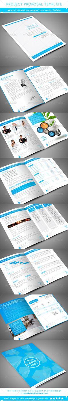 Professional Proposal Templates Rwproposal  Proposal Templates Proposals And Template