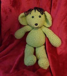 Teddybear Mr Green
