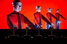 KRAFTWERK 3D en concierto - 22 de abril en el Gran Teatre del Liceu
