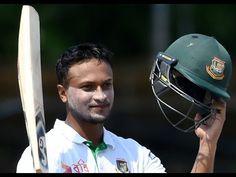 Shakib's Fifth Century - Sri Lank vs Bangladesh - 2nd Test