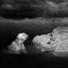 Artist Sarah DeRemer creates surreal and interesting art by manipulating ordinary images.