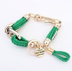 Leather Jewelry for Women | ... -Charm-Bracelets-Bangles-Gift-Leather-Bracelets-For-Women-Jewelry.jpg