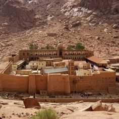 Visit Egypt's most important biblical sites on a tour from Cairo that goes deep into the Sinai Desert. Monte Sinai, Saint Catherine's Monastery, Golden Calf, Top Tours, Sacred Mountain, Free Hotel, Burning Bush, Visit Egypt, The Monks