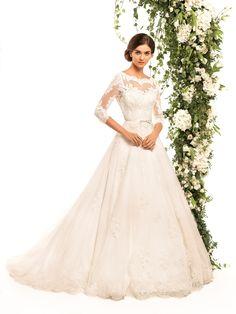 Свадебное платье Лаверна