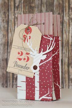 Schönes aus Papier handgemacht!: Gleich noch eine Geschenktüte!
