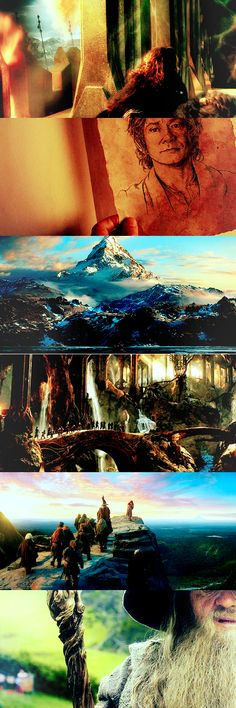 a journey of a thousand leagues begins with one step #lotr