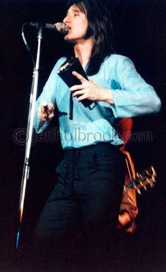Steve Perry, Journey, IMA Auditorium, Flint, Michigan, 1978