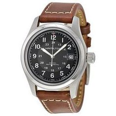 Hamilton Khaki Field H70455533 Men's Automatic Mechanical Watch