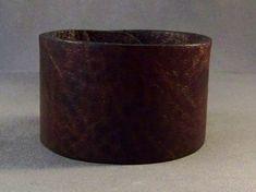 Cuff Bracelet-Leather Cuff Bracelet-Women's by 4MLeatherDesign