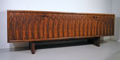 Gordon Russell rosewood sideboard 'Marlow' designed by Martin Hall. www.midcenturyhome.co.uk