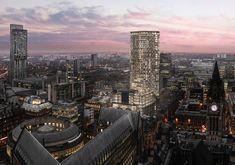 Gary Neville 200m Manchester tower gets the final nod