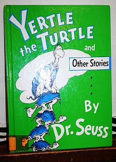 yertle the turtle essay Readwritethink couldn't publish all of this great and varied dialogue tags: a minilesson of dialogue tags seuss uses in yertle the turtle and the rather.